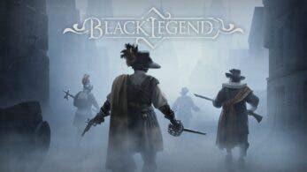 Black Legend llegará en 2021 a Nintendo Switch