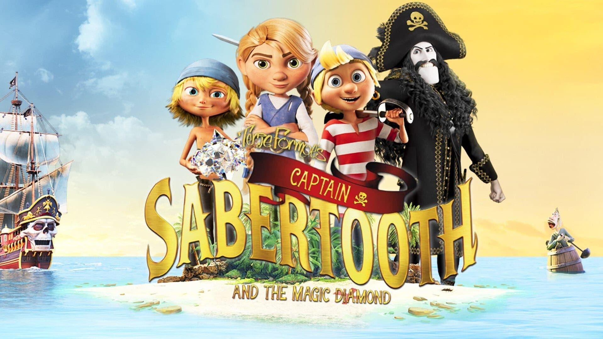 Captain Sabertooth and the Magic Diamond se lanzará estas navidades en Nintendo Switch