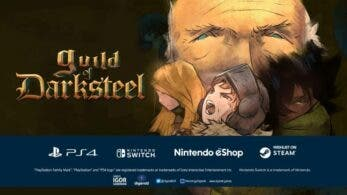 Guild of Darksteel confirma su lanzamiento en Nintendo Switch con este tráiler