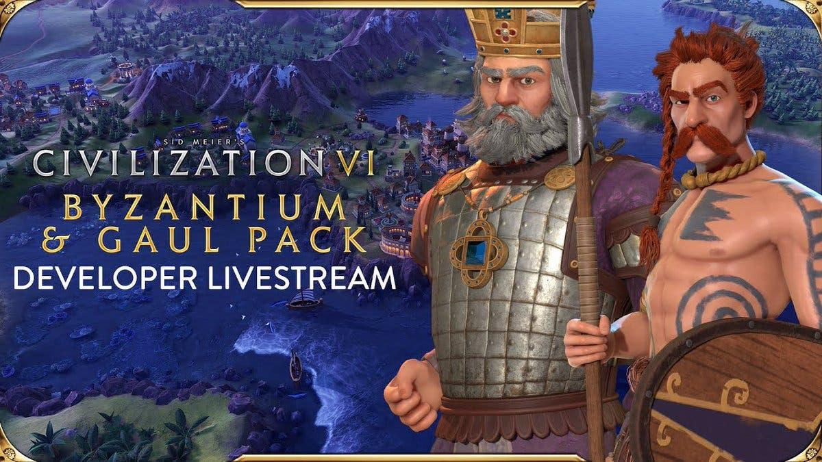 Los responsables de Civilization VI celebran el estreno del pack de bizantinos y galos con este vídeo