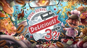 Cook, Serve, Delicious! 3?! se lanzará el 14 de octubre en Nintendo Switch