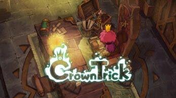 Crown Trick ya se puede encontrar en Nintendo Switch: tráiler de estreno y gameplay