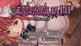 Deathsmiles I & II llegará a Nintendo Switch en 2021