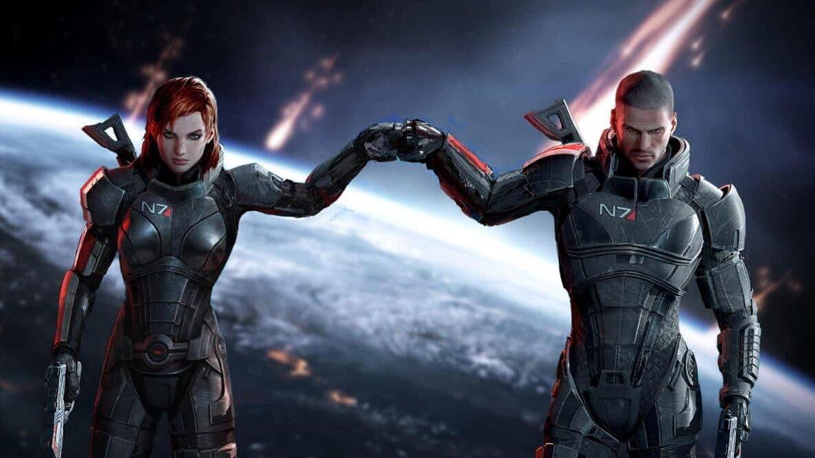 Mass Effect Trilogy Remastered es listado por un minorista portugués para Nintendo Switch