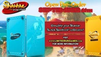 Limited Run abrirá este viernes las reservas para las cajas metálicas de los juegos de Shantae