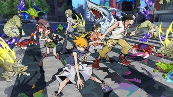 Nueva imagen promocional y detalles de The World Ends with You: The Animation