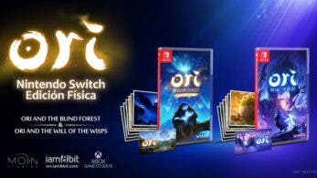 Meridiem Games confirma que las ediciones físicas de Ori and the Blind Forest y Ori and the Will of the Wisps llegarán el 8 de diciembre a Nintendo Switch