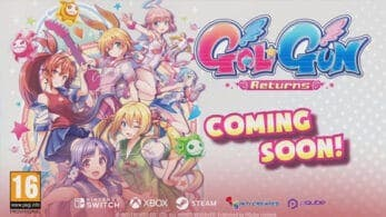 Anunciado Gal*Gun Returns para Nintendo Switch