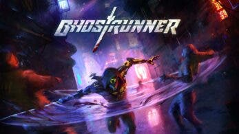 Gameplay de Ghostrunner corriendo en Nintendo Switch