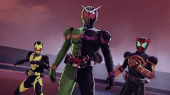 Kamen Rider: Memory of Heroez confirma nuevos personajes y un modo más difícil al completar el juego