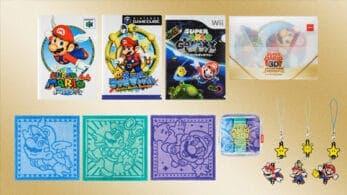 Nintendo Tokyo recibe nuevo merchandising de Super Mario 3D All-Stars