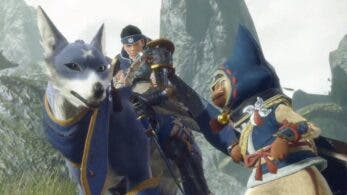 Nuevo tráiler y gameplay de Monster Hunter Rise del TGS 2020