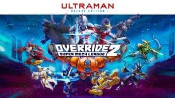 Override 2: Super Mech League confirma Ultraman Deluxe Edition de Netflix con este vídeo