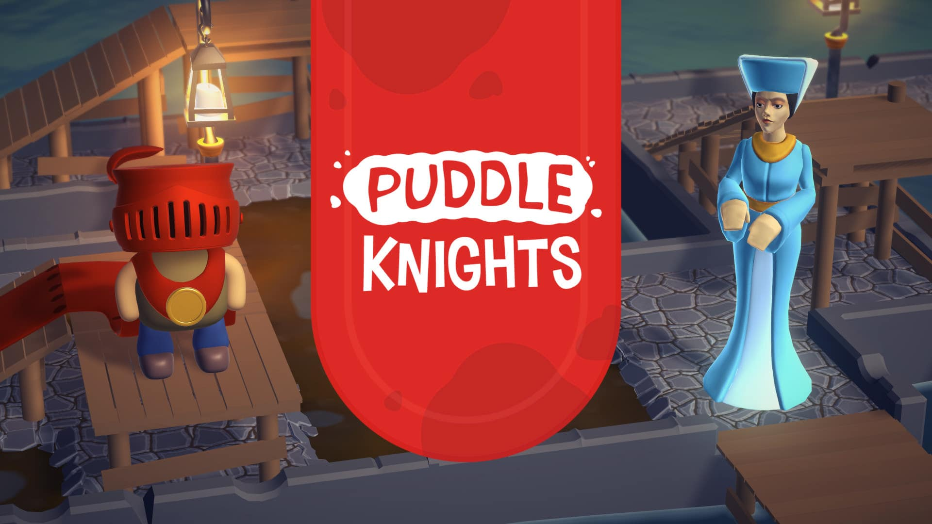 Puddle Knights se lanzará en octubre de este año en Nintendo Switch