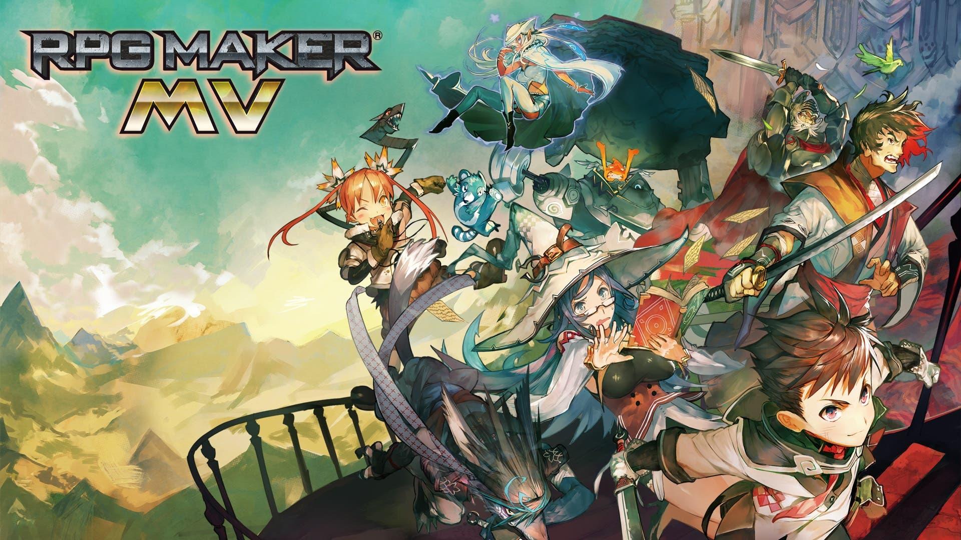 RPG Maker MV celebra su estreno en Nintendo Switch con este nuevo tráiler