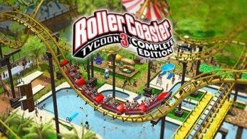 RollerCoaster Tycoon 3: Complete Edition celebra su lanzamiento en Nintendo Switch con este tráiler