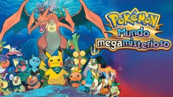 Pokémon Mundo megamisterioso cumple hoy 5 años desde su lanzamiento original en Japón