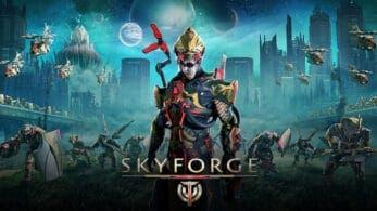 Los desarrolladores de Skyforge hablan sobre las limitaciones al portear su juego a Nintendo Switch