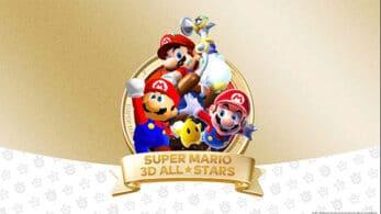 Super Mario 3D All-Stars se proclama como un gran éxito vendiendo unas 3,5 millones de unidades en sus primeras cuatro semanas