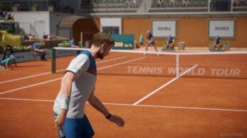 Tennis World Tour 2 estrena nuevo gameplay de 11 minutos