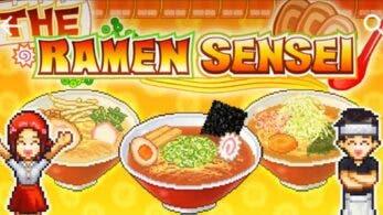 The Ramen Sensei se lanzará el 8 de octubre en Nintendo Switch