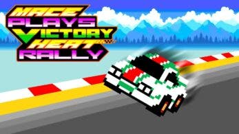Victory Heat Rally confirma su lanzamiento en Nintendo Switch para 2021