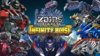 Nuevo tráiler japonés de Zoids Wild: Infinity Blast