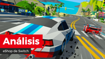 [Análisis] Hotshot Racing para Nintendo Switch