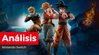 [Análisis] Jump Force Deluxe Edition para Nintendo Switch