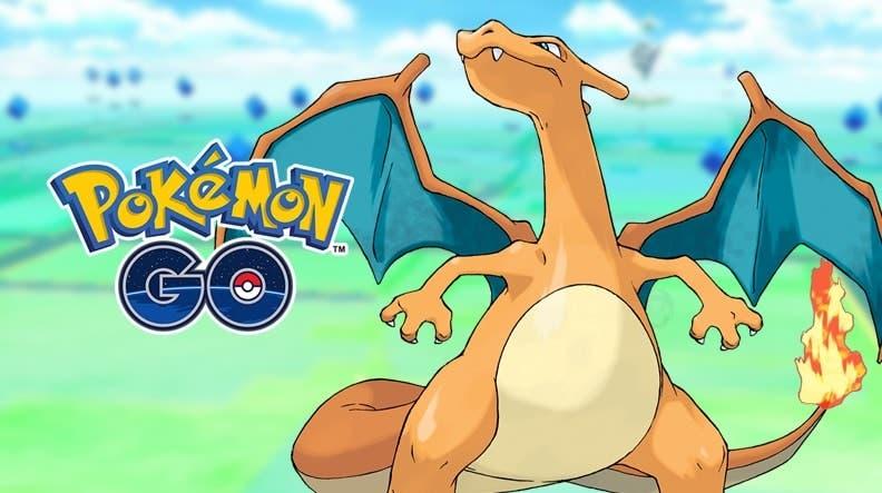 Charizard podría estar por volverse aún más fuerte en Pokémon GO