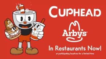 Cuphead continúa expandiéndose: acaba de confirmar colaboración con Arby's