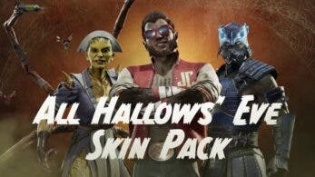 Mortal Kombat 11: Aftermath celebra la llegada del All Hallows' Eve Skin Pack con este tráiler