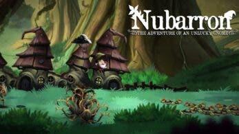 Nubarron: The adventure of an unlucky gnome llegará el 1 de octubre a Nintendo Switch