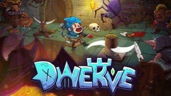 Comprueba cómo luce Dwerve, indie recién financiado para Nintendo Switch