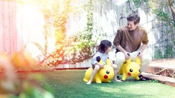 Pokémon Air, un juguete de Pikachu que se puede montar, es revelado para Japón