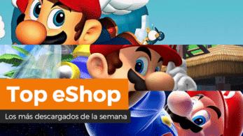 Super Mario 3D-All Stars ha sido lo más descargado de la semana en la eShop de Nintendo Switch (19/9/20)