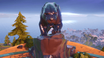 Fortnite añade una estatua de Black Panther