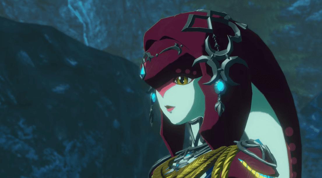 Escucha el tema de la elegida Mipha que suena en Hyrule Warriors: La era del cataclismo