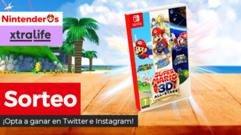 ¡Sorteamos otra copia de Super Mario 3D All-Stars para Nintendo Switch!