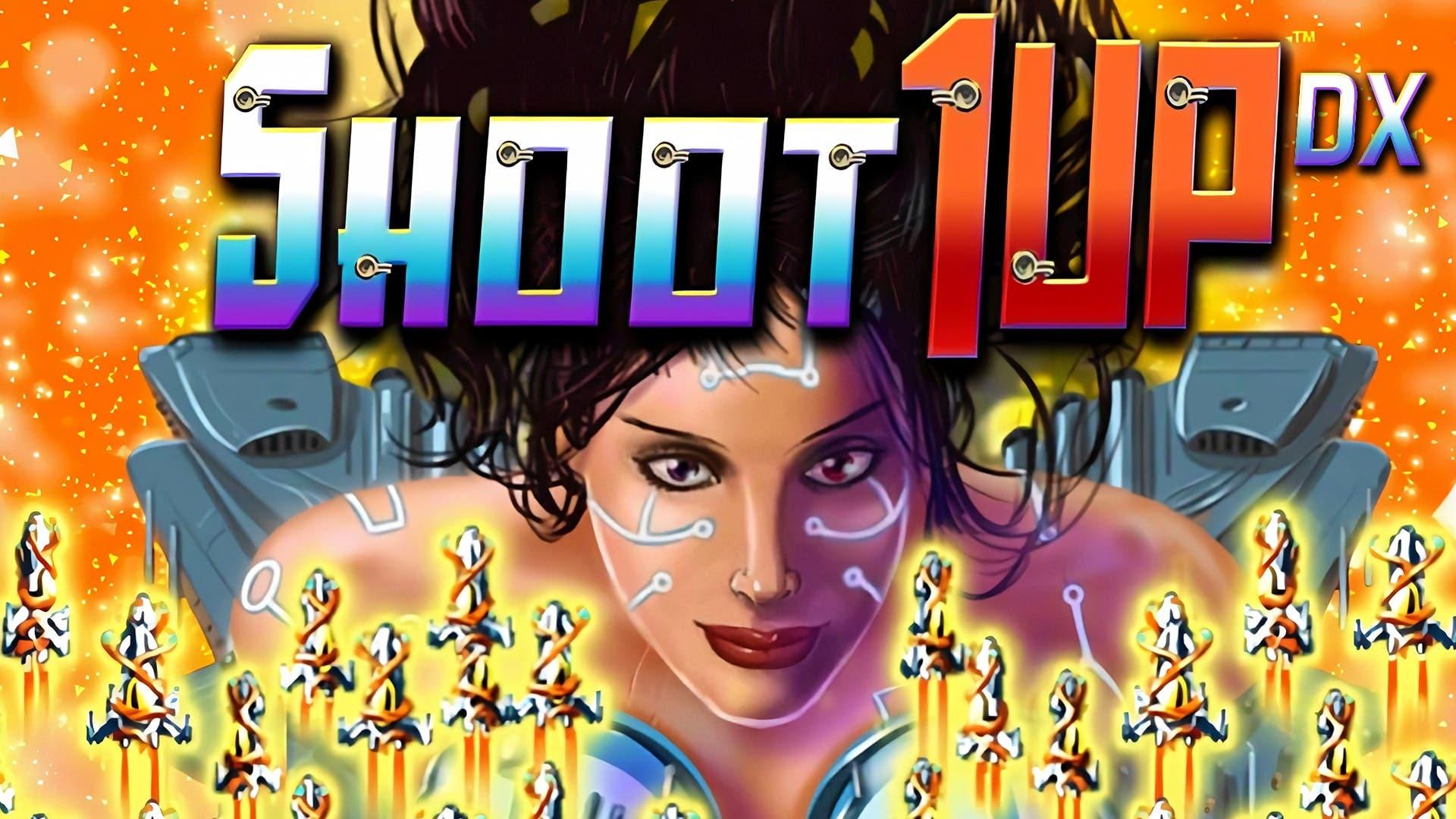 Este gameplay nos muestra cómo luce la acción retro de Shoot 1UP DX en Nintendo Switch