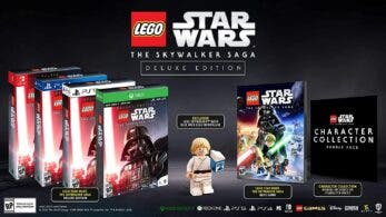 LEGO Star Wars: The Skywalker Saga confirma esta edición deluxe
