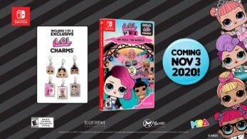 L.O.L. Surprise! Remix: We Rule the World confirma su estreno en Nintendo Switch para noviembre