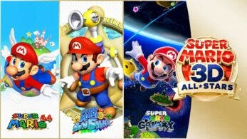 Super Mario 3D All-Stars: Resolución, idiomas y más detalles técnicos en Nintendo Switch