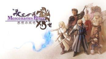 Mercenaries Blaze: Dawn of the Twin Dragons llega el 1 de octubre a Japón, primer tráiler