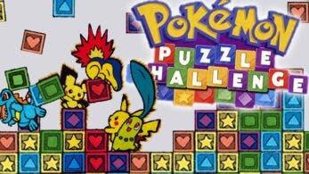 Pokémon Puzzle Challenge cumple hoy 20 años desde su lanzamiento original en Japón