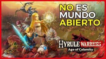 [Vídeo] ¿Cómo será Hyrule Warriors: La era del cataclismo, la prometedora precuela musou de Zelda: Breath of the Wild?