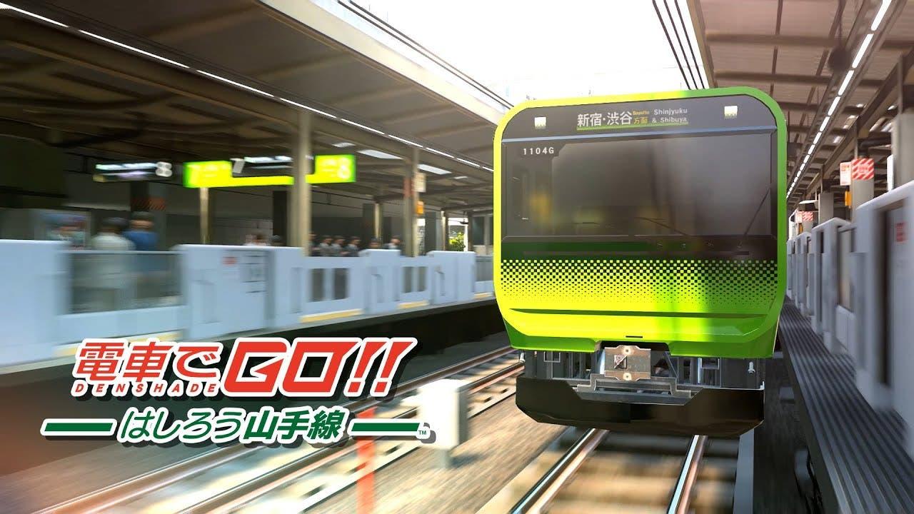Anunciado Densha de Go!! Hashirou Yamanote Sen para Nintendo Switch