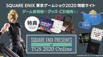 Square Enix anuncia nuevo merchandising para la Tokyo Game Show 2020 Online