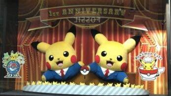 Así está celebrando el Pokémon Center Osaka DX su primer aniversario