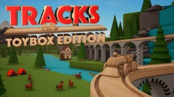 Tracks: Toybox Edition llegará próximamente a Nintendo Switch